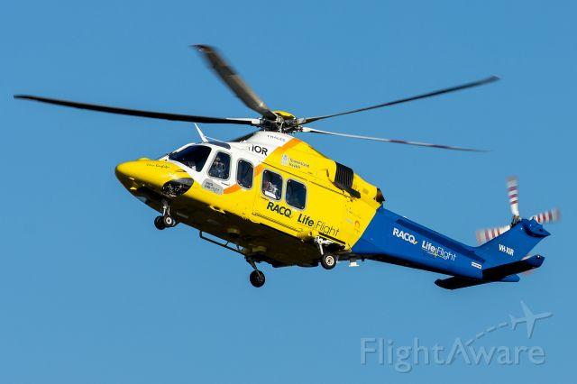 BELL-AGUSTA AB-139 (VH-XIR)