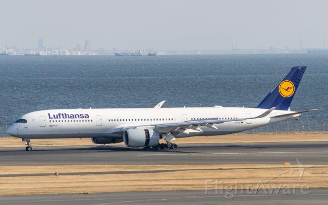 Airbus A350-900 (D-AIXF)