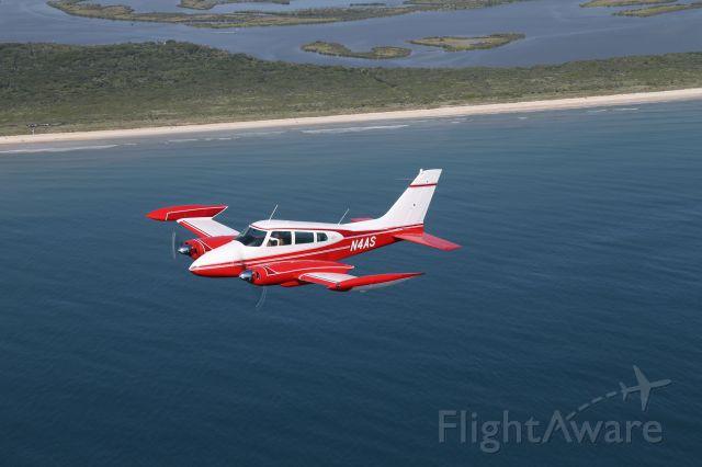 Cessna 310 (N4AS)