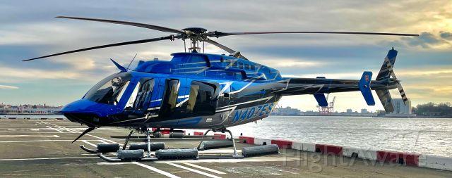 Bell 407 (N407ES) - SureFlight Exclusive Series 407GXi IFR