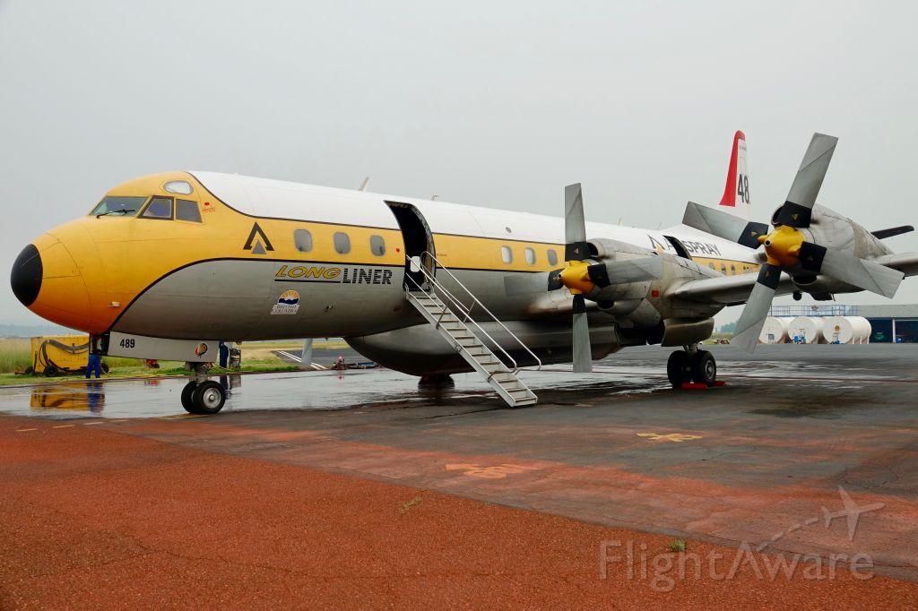 Lockheed L-188 Electra (C-FVFH)