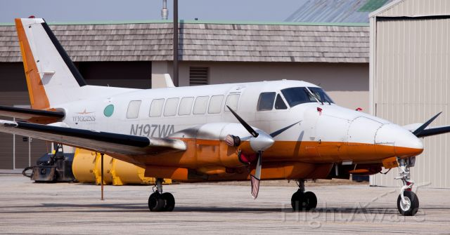 Beechcraft Airliner (N197WA) - A hard working aircraft