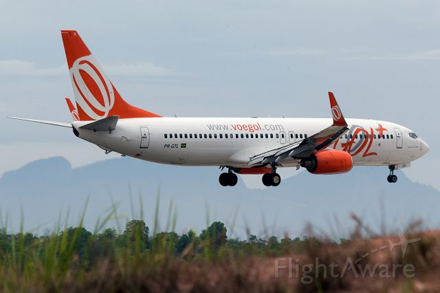 Boeing 737-700 (PR-GTL)