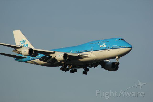 Boeing 747-400 (PH-BFO)