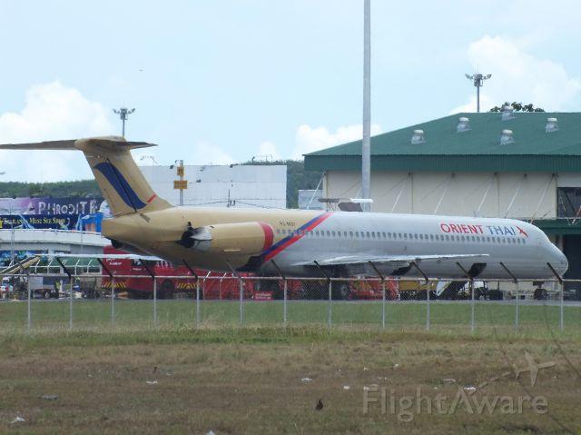 McDonnell Douglas MD-81 (HS-MDI)