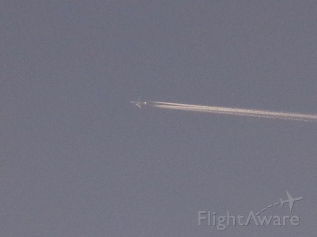 Boeing Dreamliner (Srs.8) (N780AV) - N780AV FL410