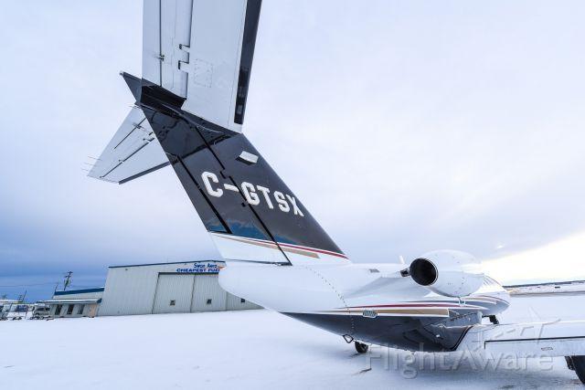 Cessna Citation CJ3 (C-GTSX)