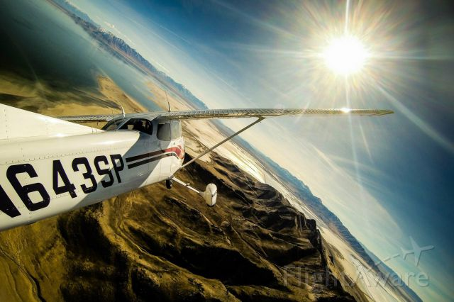 Cessna Skyhawk (N643SP) - N643SP