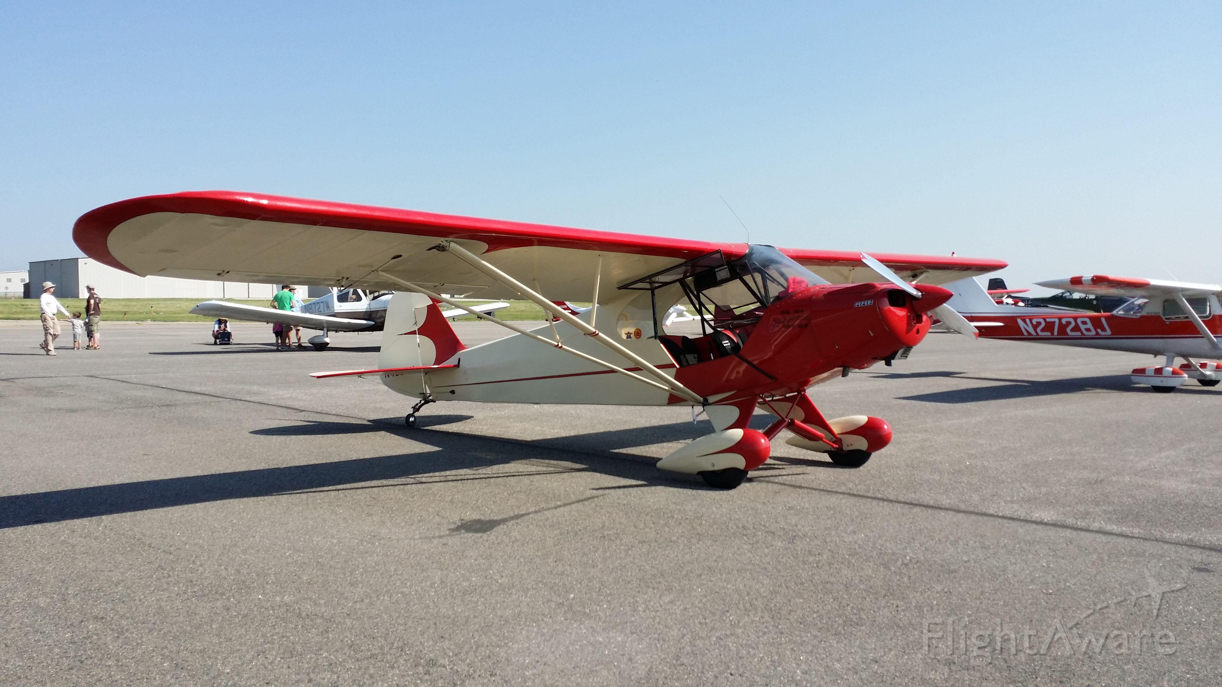 — — - Fly-in at KBJC