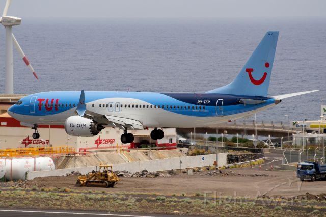Boeing 737 MAX 8 (PH-TFP)