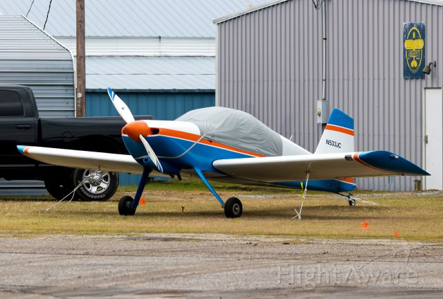 AII AVA-202 (N533JC)