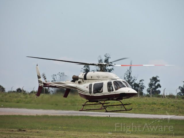 Bell 427 (LV-CEZ)