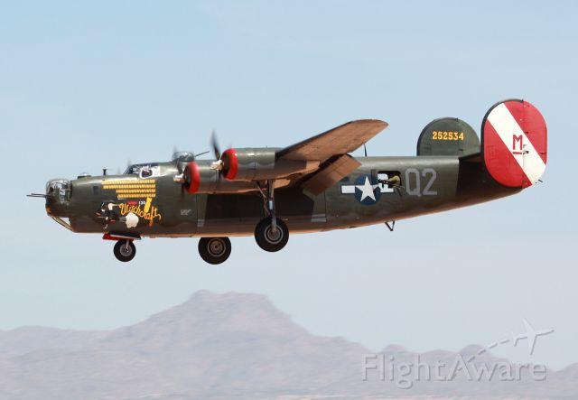 Consolidated B-24 Liberator (N224J) - Marana Airport, Arizona