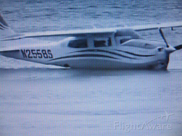 Cessna Centurion (N2558S) - Arkansas River