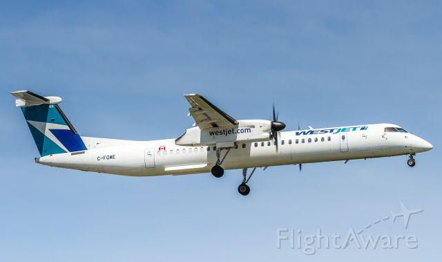 de Havilland Dash 8-400 (C-FQWE)