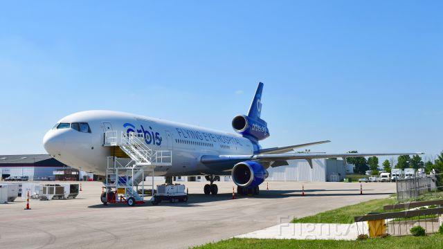McDonnell Douglas DC-10 (N330AU) - Project Orbis McDonnell Douglas MD-10-30F N330AU in Dayton