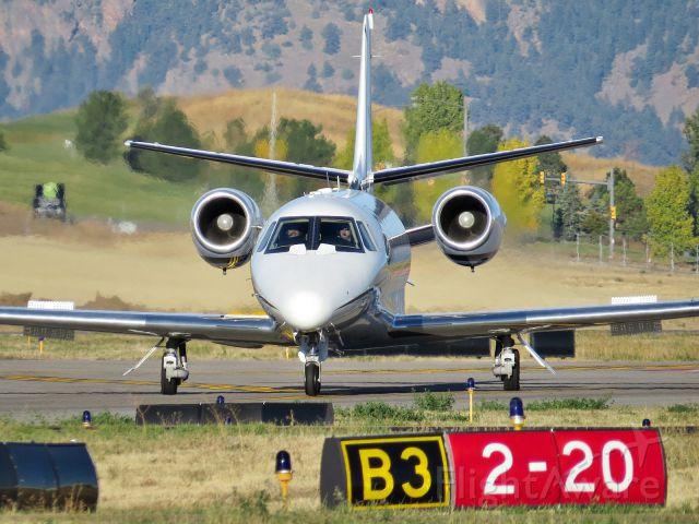 Cessna Citation Excel/XLS (N560TW)