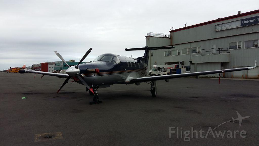 Pilatus PC-12 (C-FGFL)