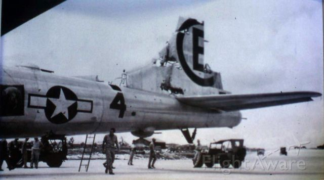 Boeing B-29 Superfortress — - We did too!