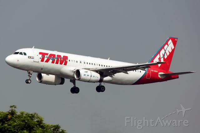 Airbus A320 (PR-MAG)
