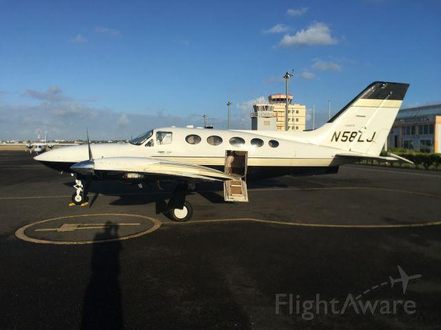Cessna Chancellor (N58LJ)
