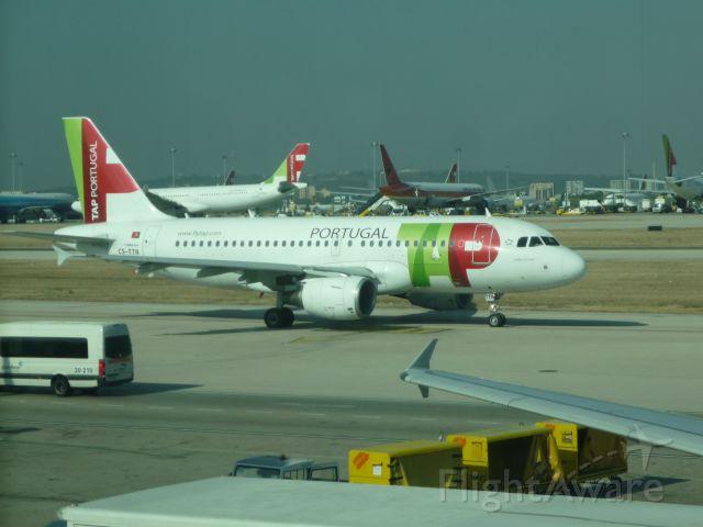 Airbus A320 (TTR)