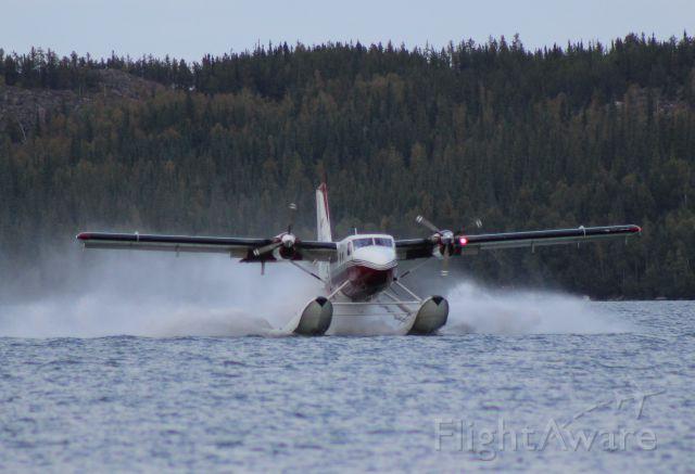 De Havilland Canada Twin Otter (C-FTFX)