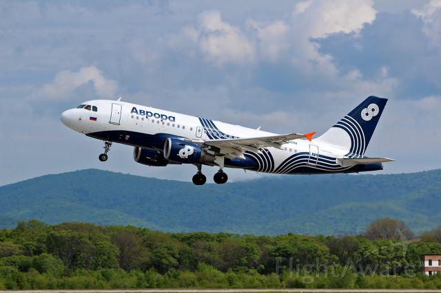 Airbus A319 (VP-BDM)
