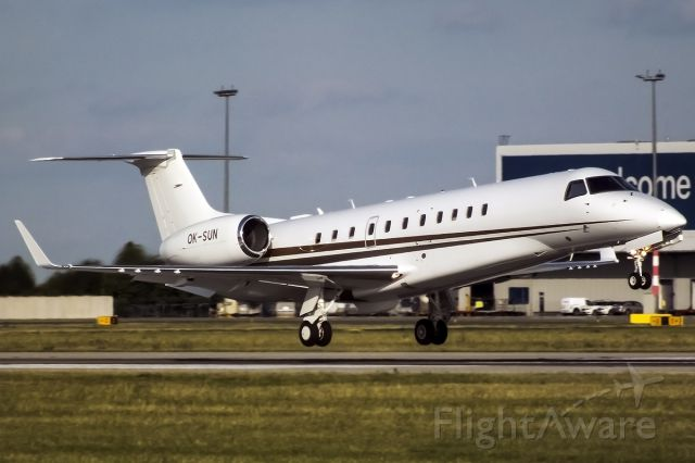 Embraer Legacy 600/650 (OK-SUN)