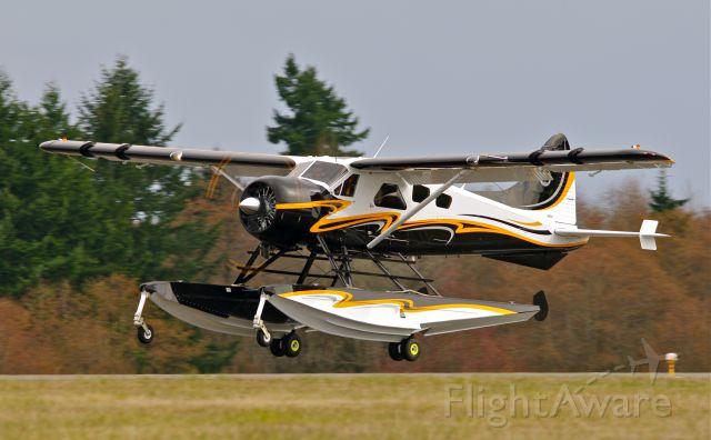 De Havilland Canada DHC-2 Mk1 Beaver (N1621)