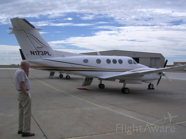 Beechcraft King Air F90 (N173PL)