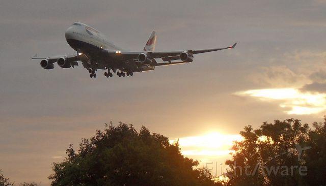 Boeing 747-200 (G-CIVA)