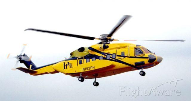 Sikorsky Helibus (N937PH) - Sikorsky S-92A