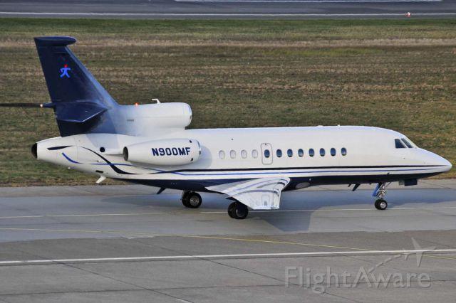 Dassault Falcon 900 (N900MF) - Suntrust Leasing