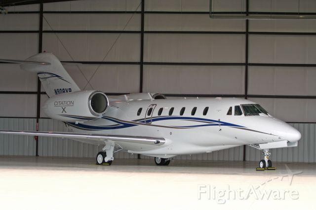 Cessna Citation X (N908VR)