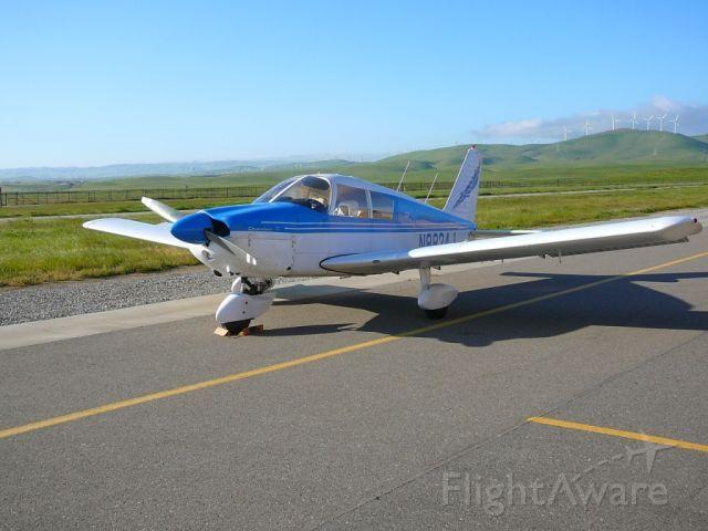 Piper Cherokee (N8824J) - 180C