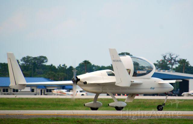 Experimental 100kts (N1361S) - 2013 Sun n Fun Parade of Planes
