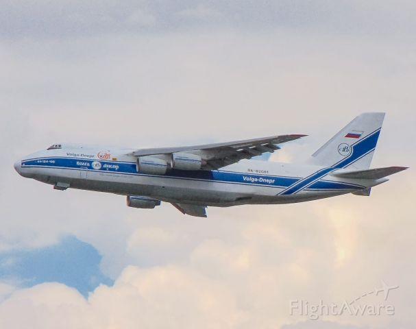 Antonov An-124 Ruslan (RA-82081)