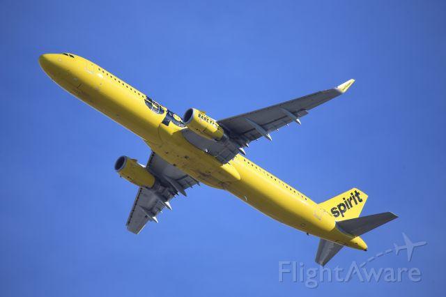 Airbus A321 (N675NK)