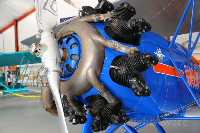 WACO O — - Waco Radial Engine