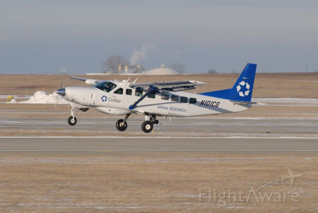 Cessna Caravan (N101CG)
