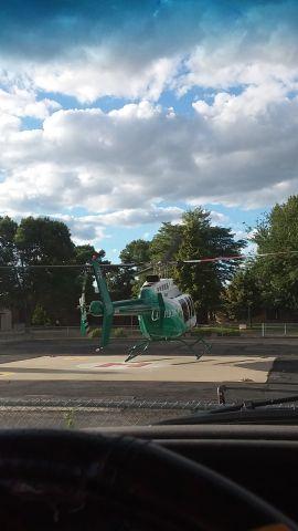 Bell 407 (N509MT)