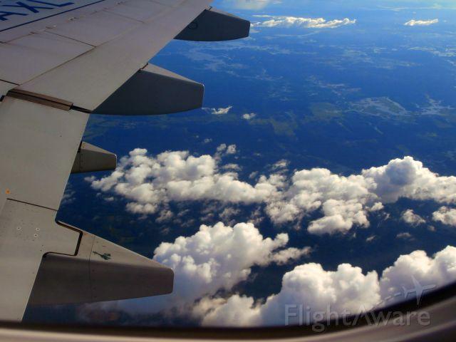 Embraer ERJ-190 (PR-AXL) - EMBRAER 190 OF AZUL AIRLINES LANDING IN MANAUS-AMAZONAS, BRAZIL.