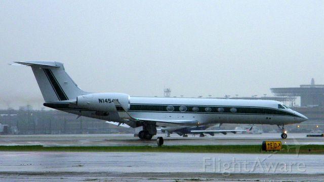 Gulfstream Aerospace Gulfstream V (N1454H) - Yes...it