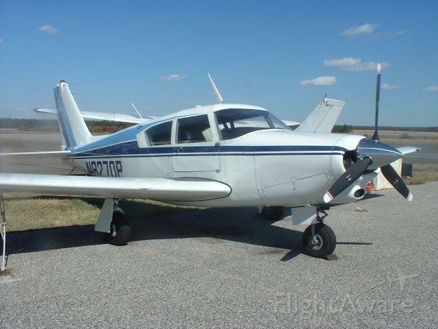 Piper PA-24 Comanche (N8270P)