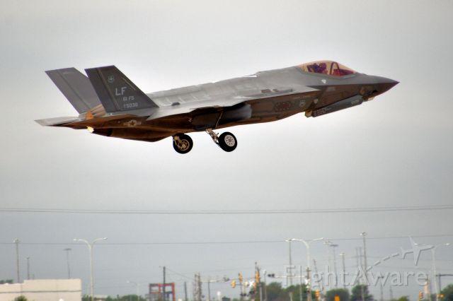Lockheed F-35C — - 2018 Alliance Airshow, Ft Worth, Texas