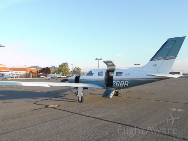 Piper Malibu Mirage (N9268R)