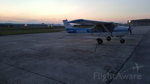 Cessna Commuter (N1234) - Kerrville/Kerr County Airport at Louis Schreiner Field home of Mooney Aircraft.
