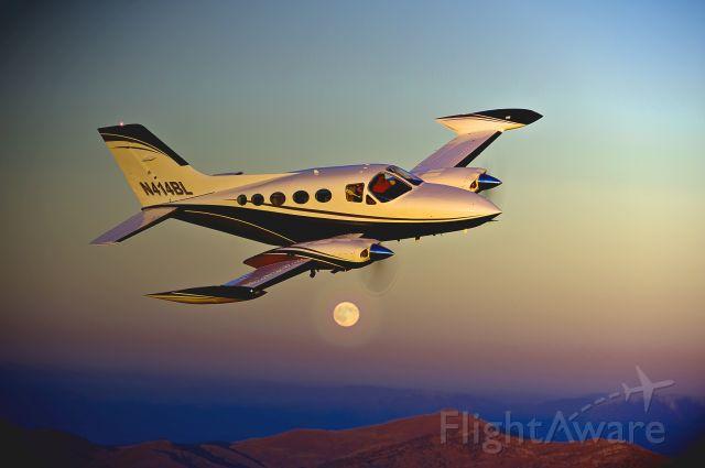 Cessna Chancellor (N414BL)