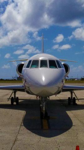 Dassault Falcon 2000 (PP-AMK)